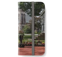 First Presbyterian Church of Hudson Falls iPhone Wallet/Case/Skin