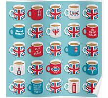 A Very British Brew Poster