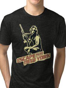 Snake Plissken (Escape from New York) Vintage Tri-blend T-Shirt