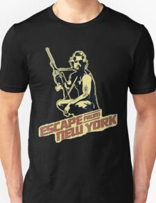 Snake Plissken (Escape from New York) Vintage Unisex T-Shirt