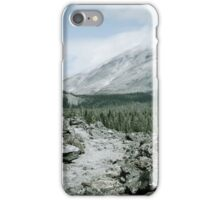 Mount Saint Helens Trail iPhone Case/Skin