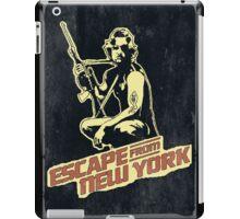 Snake Plissken (Escape from New York) Vintage iPad Case/Skin
