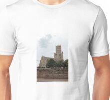 St Mary the Virgin and All Saints Church, Fotheringhay Unisex T-Shirt