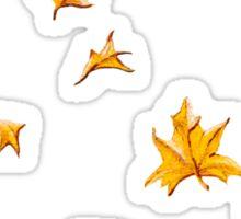 Leaves Pattern Sticker