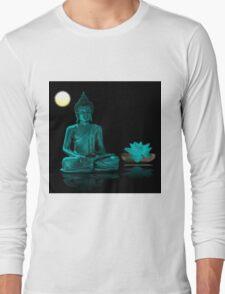 Buddha Yoga Zen Long Sleeve T-Shirt