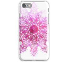 Spun - Magenta iPhone Case/Skin