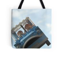 Harry & Ron's Ford Anglia Adventure Tote Bag