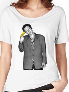 Tarantino Death by Banana Women's Relaxed Fit T-Shirt