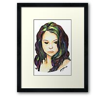 There's Only One of Me Framed Print