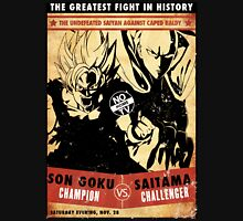 The greatest fight in history Unisex T-Shirt
