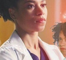 Maggie Pierce: bring the thunder Sticker