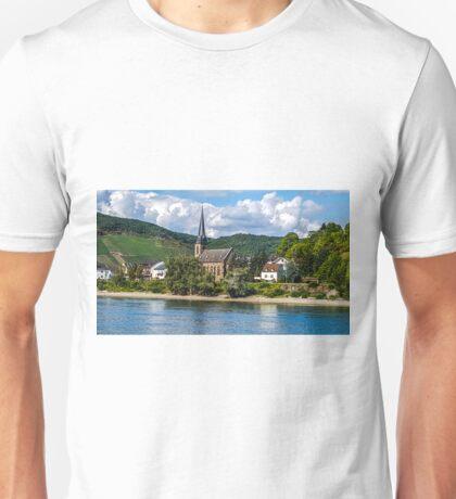 Along the Rhine Unisex T-Shirt