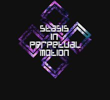Stasis in perpetual motion Unisex T-Shirt
