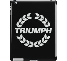 TRIUMPH WREATH iPad Case/Skin