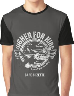 Higher for Hire Graphic T-Shirt