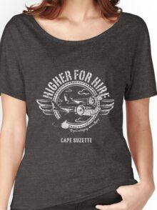 Higher for Hire Women's Relaxed Fit T-Shirt