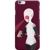 Turret Portal iPhone Case/Skin