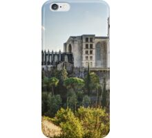 Girona Cathedral (Catalonia) iPhone Case/Skin