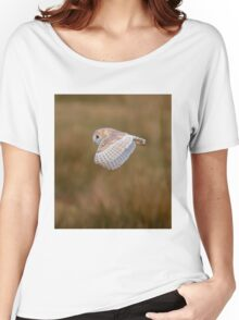 BARN OWL HUNTING Women's Relaxed Fit T-Shirt