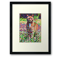You Have My Full Attention Framed Print