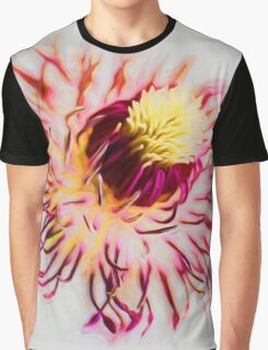 Clematis Blüte Graphic T-Shirt
