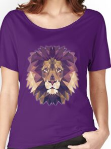 T-shirt Lion Women's Relaxed Fit T-Shirt
