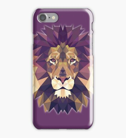 T-shirt Lion iPhone Case/Skin
