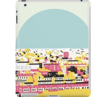 Rooftop view iPad Case/Skin
