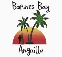 Barnes Bay Anguilla One Piece - Long Sleeve
