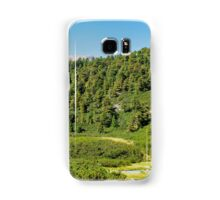 Zillertal High Alpine nature Park  Samsung Galaxy Case/Skin