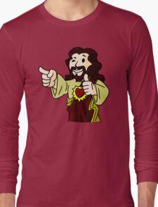 Buddy Vault Boy Long Sleeve T-Shirt