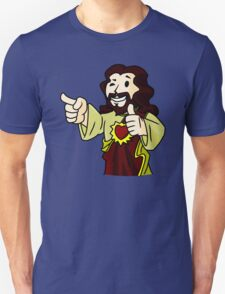 Buddy Vault Boy Unisex T-Shirt