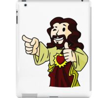 Buddy Vault Boy iPad Case/Skin