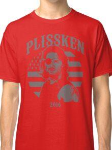 Plissken For President 2016 Classic T-Shirt