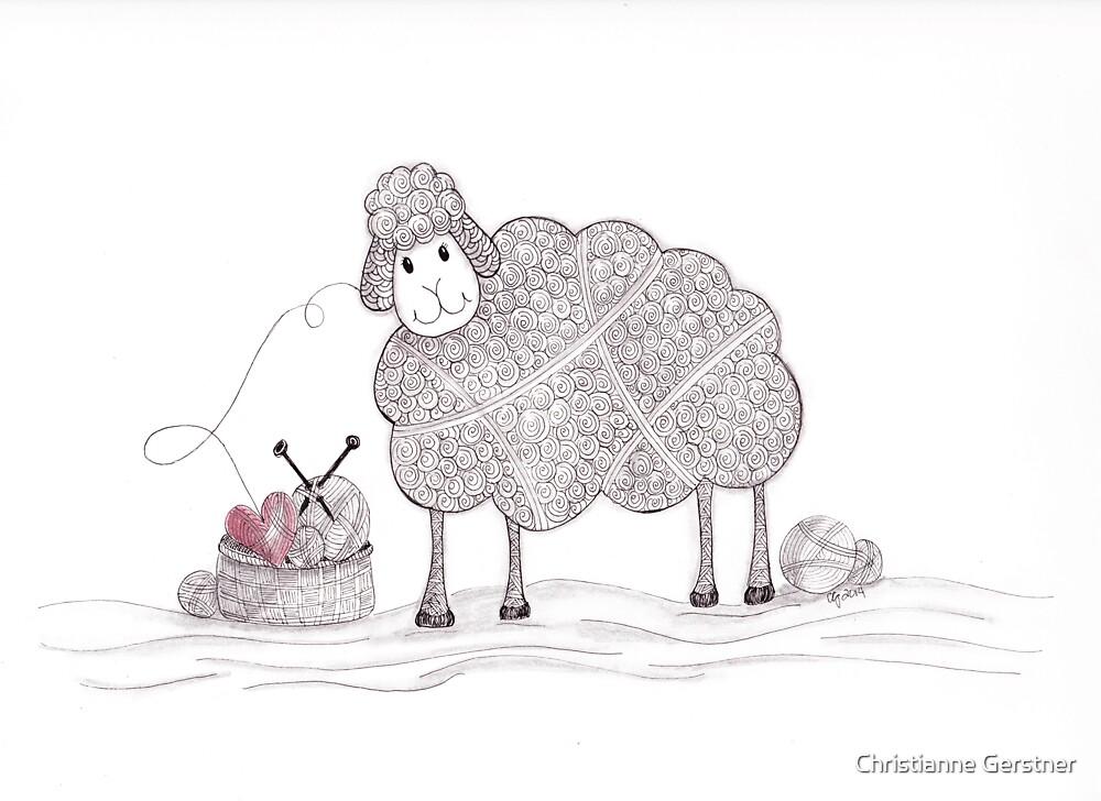 Tangled Ewe Knits by Christianne Gerstner