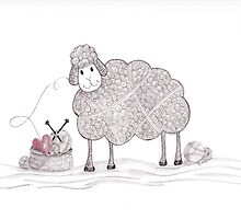 Tangled Ewe Knits by Christianne Gerstner