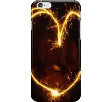 Sparkling heart iPhone Case/Skin