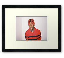 Lil Yachty Framed Print