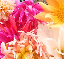 Flower Frenzy by TinyHouseDesign