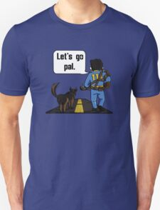 THE LONESOME ROAD T-SHIRT Unisex T-Shirt