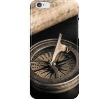 Compass and other relics II  iPhone Case/Skin