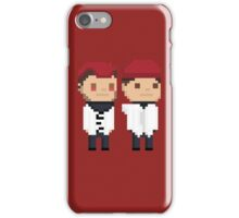 21 Pilots Fairly Local Pixel  iPhone Case/Skin