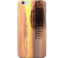 Sun Sets Over Brighton Shore iPhone Case/Skin