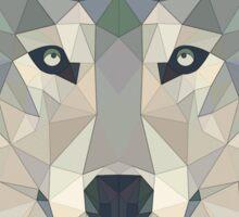 T-shirt Wolf Sticker