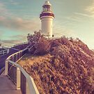 Byron Bay Lighthouse by mark thompson