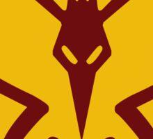 Monarch - The Venture Bros. Sticker