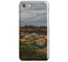 The City of Edinburgh from the Crags iPhone Case/Skin