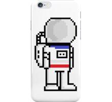 Pixel astronaut iPhone Case/Skin