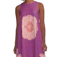 Chrysanthemum A-Line Dress