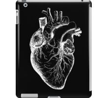 Vintage Anatomy: Anatomical Heart iPad Case/Skin
